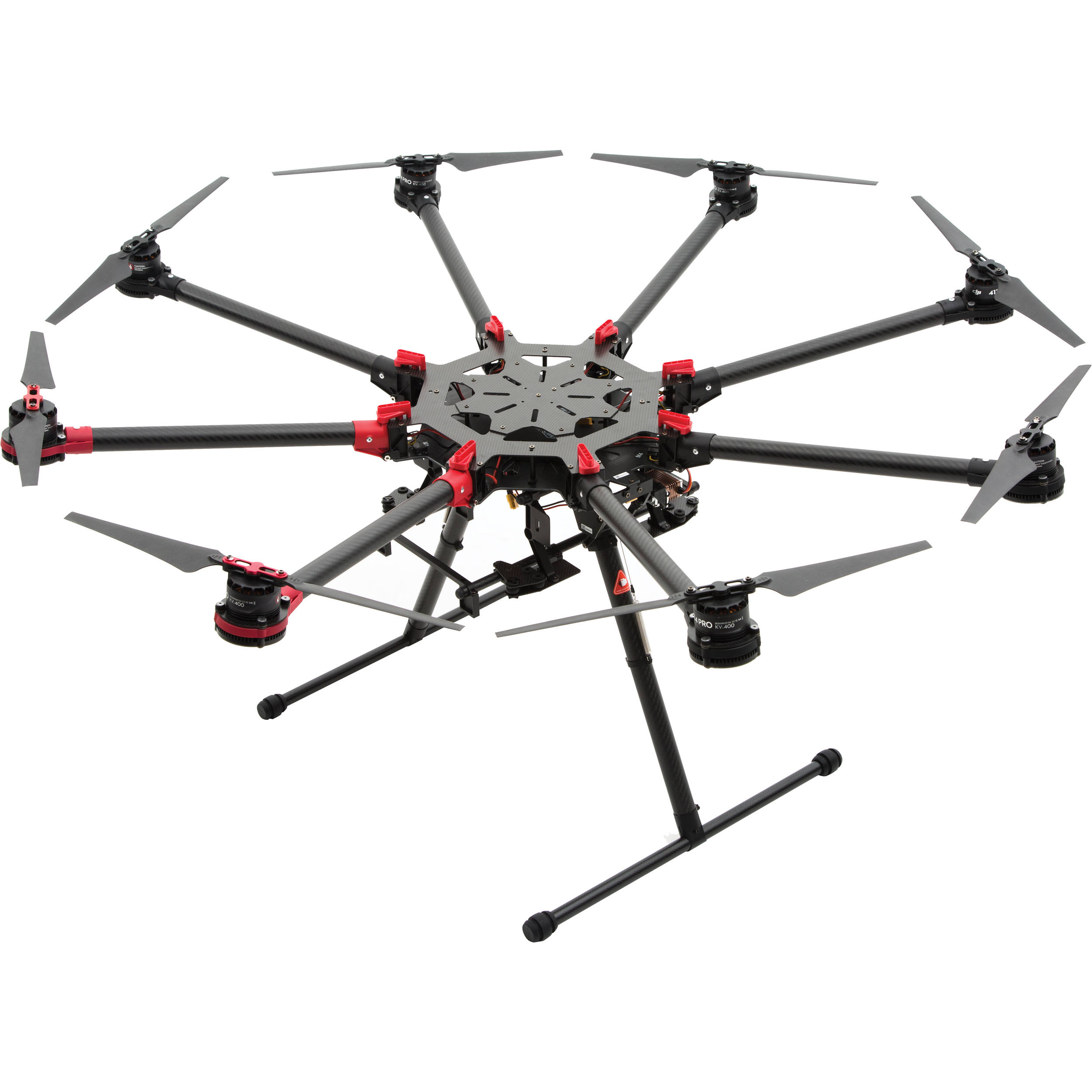 Dji Spreading Wings S Professional Octocopter Cp