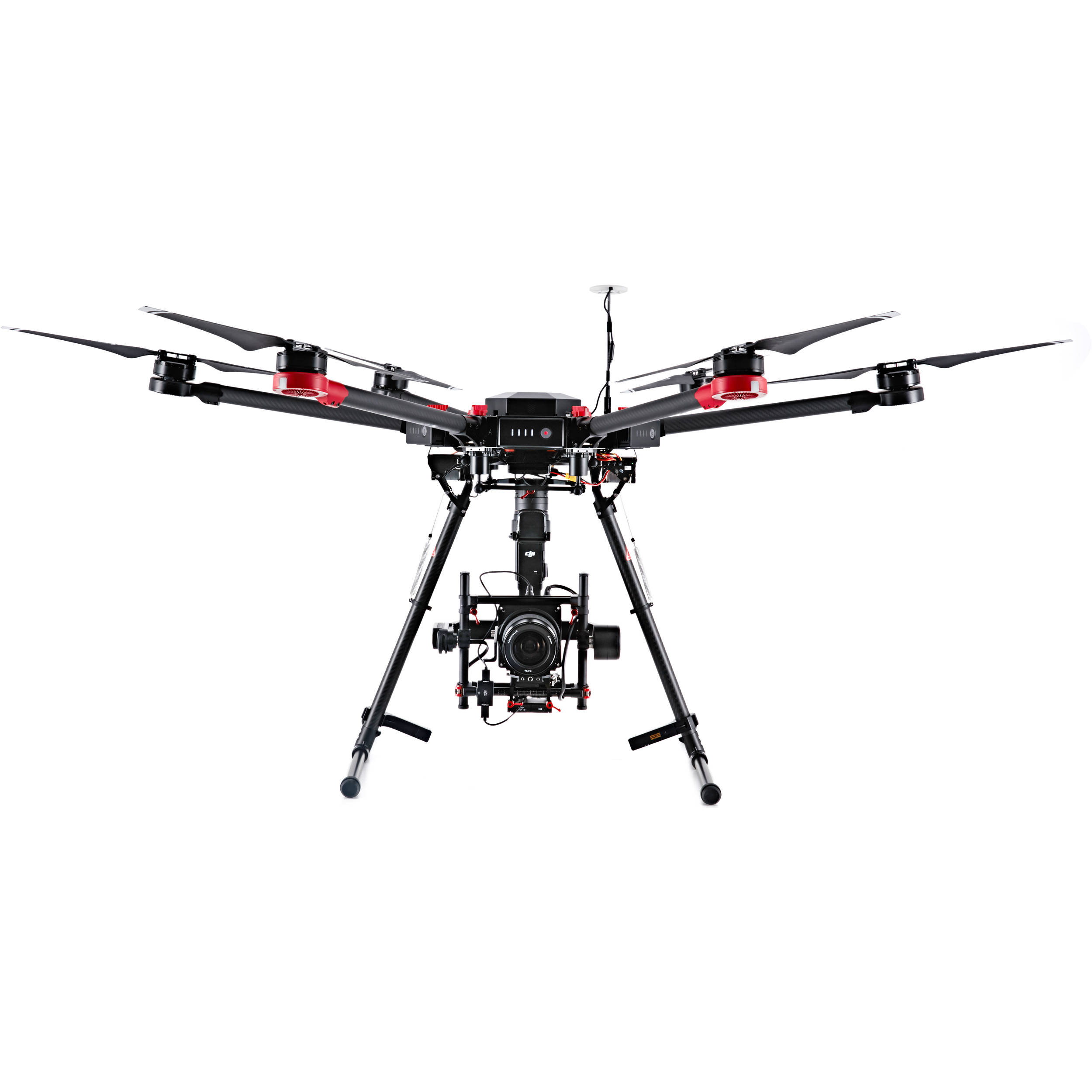 DJI Matrice 600 with Hasselblad A5D-50c Aerial Camera