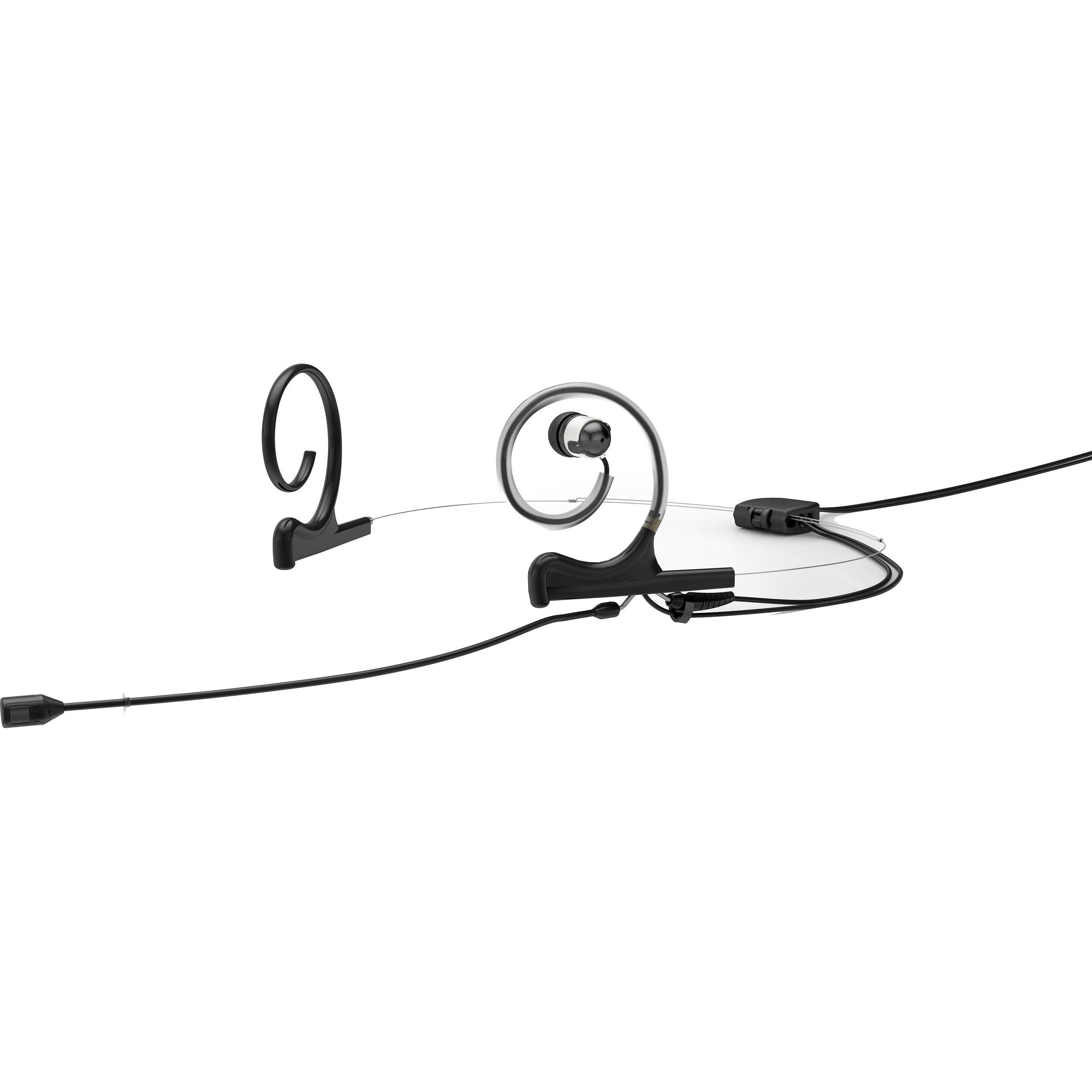 DPA Microphones d:fine 4088 In-Ear Broadcast FID88BA10-2-IE1-B