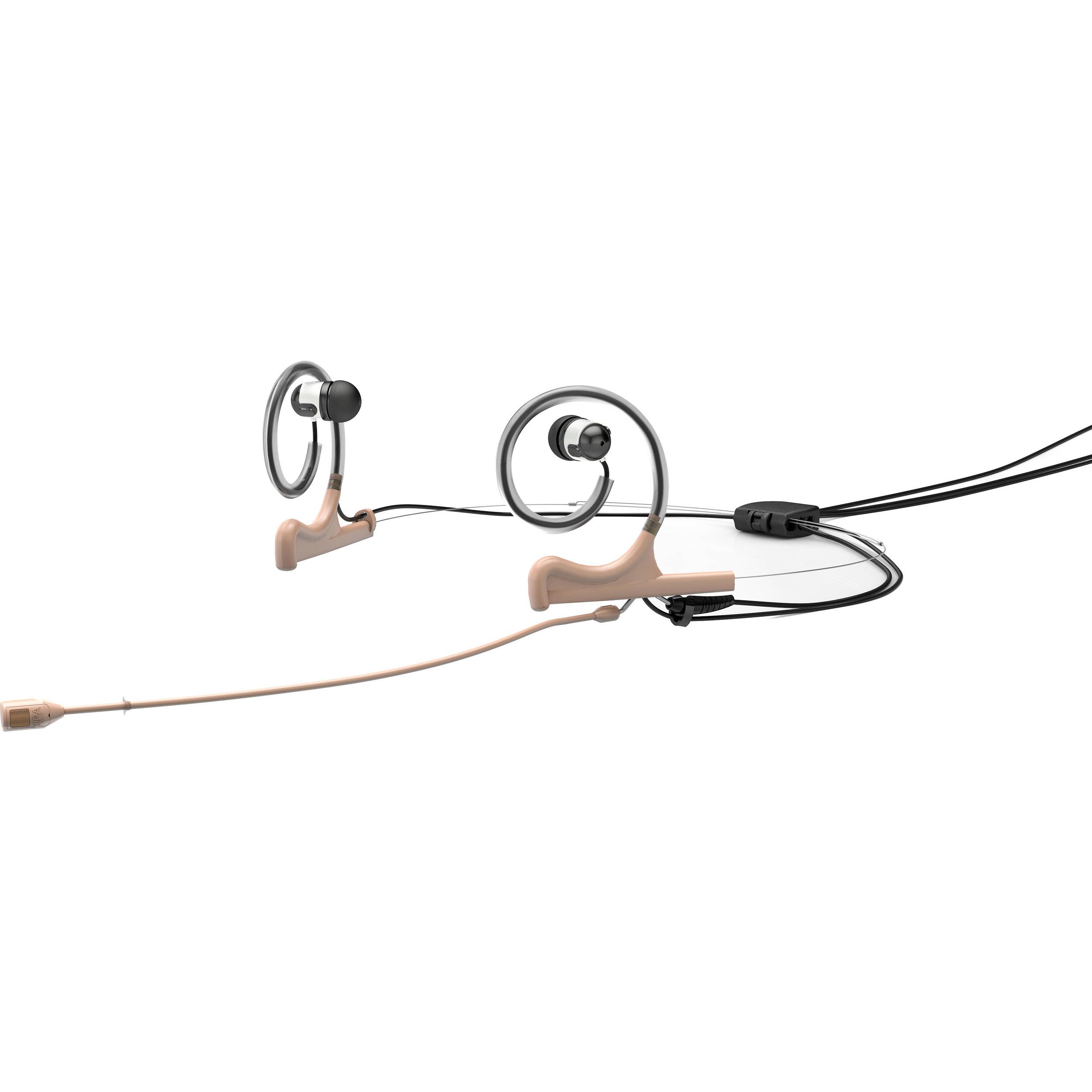 DPA Microphones d:fine 4088 In-Ear Broadcast FID88F34-2-IE2-B