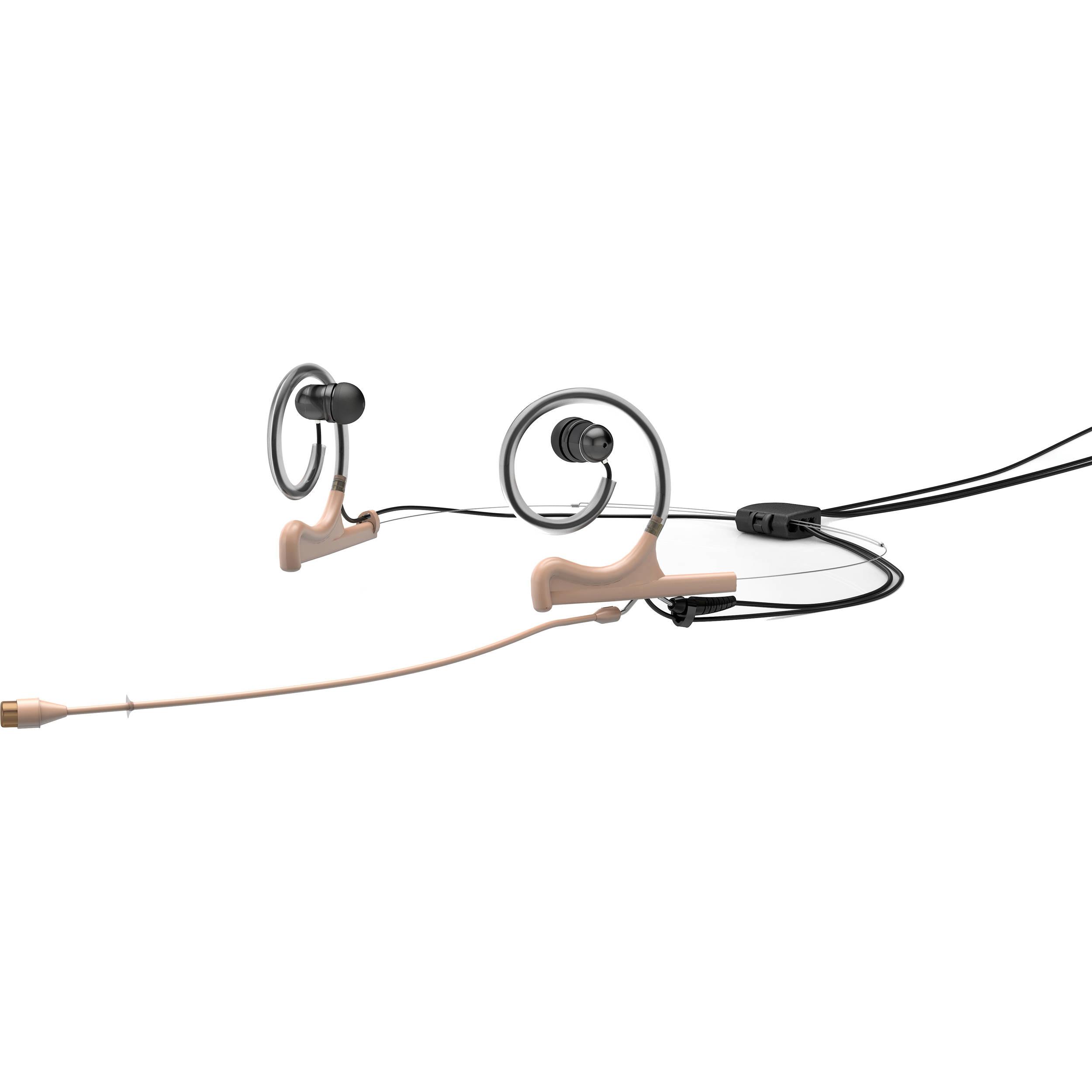 DPA Microphones d:fine 4066 Omni In-Ear FIO66FA10-2-IE2-B B&H