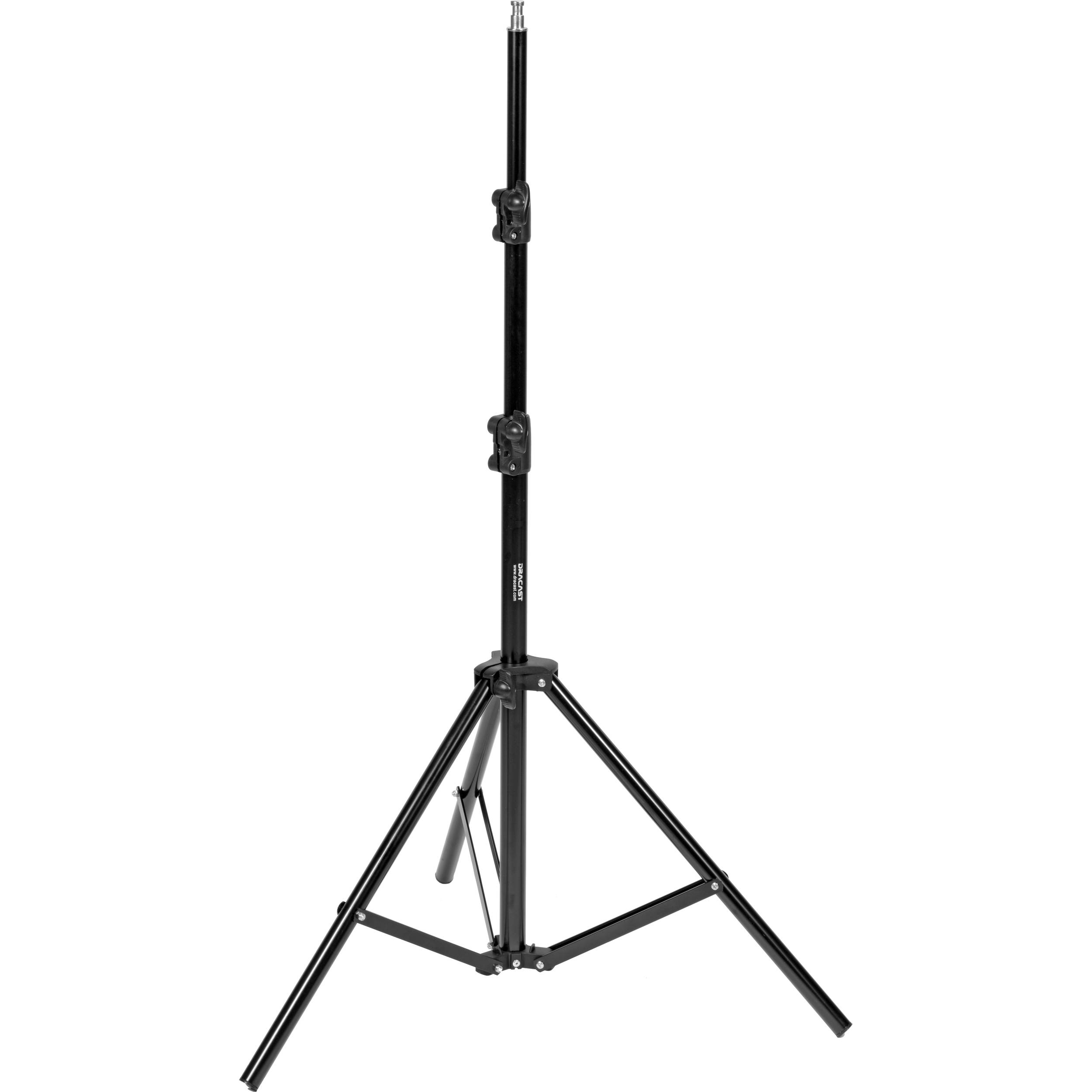 Dracast DLS805 SpringCushioned Light Stand 6 DR