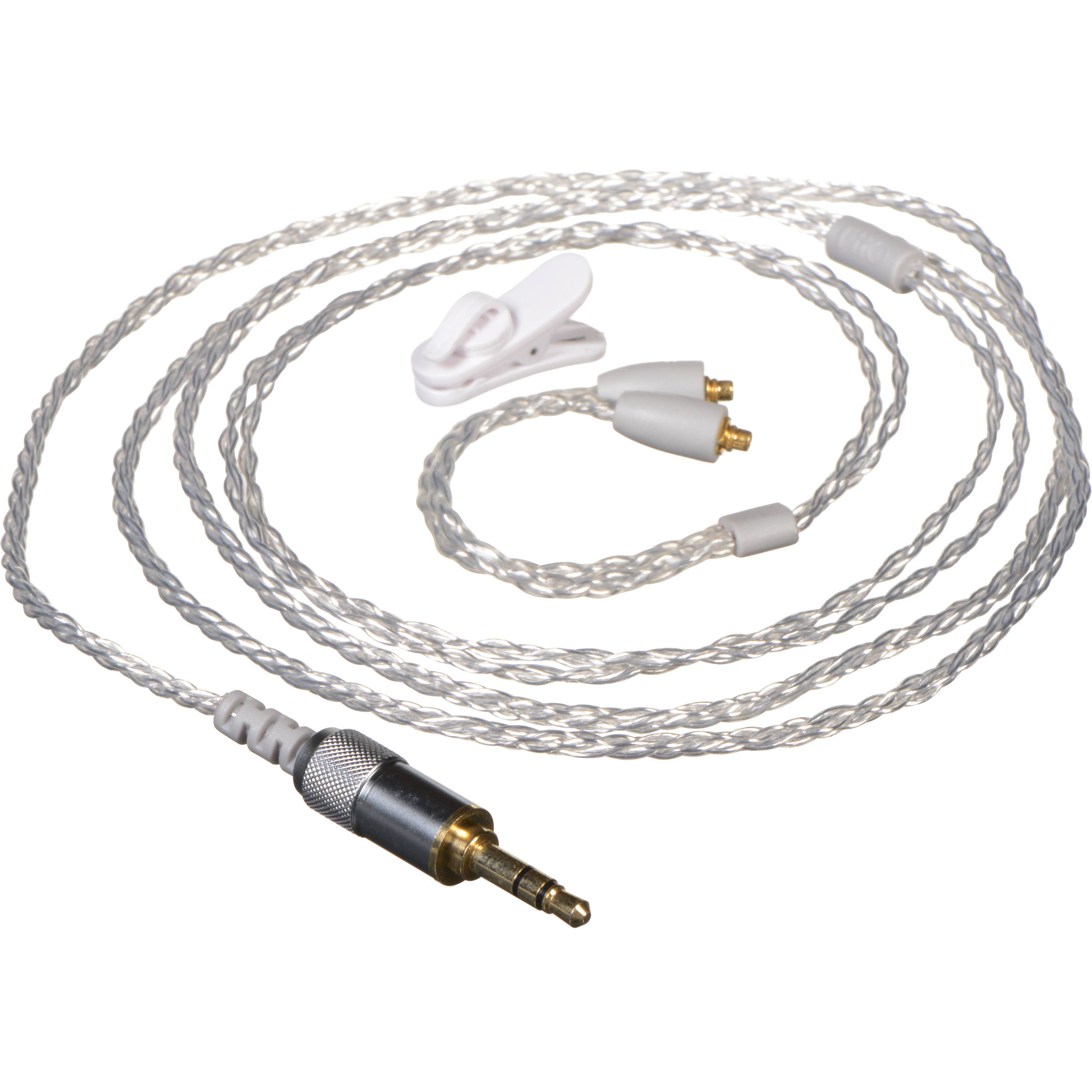 Fiio Rc Se1 3 5mm Earphone Replacement Cable Rc Se1 B Amp H Photo
