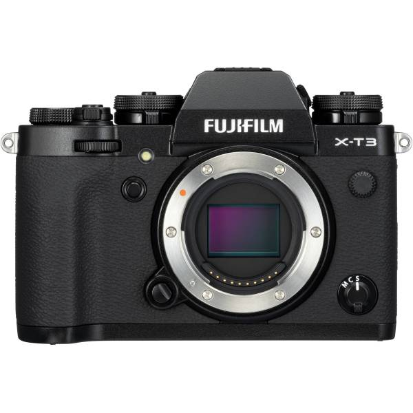 Fujifilm X-t3 Mirrorless Digital Camera Xt3 Body Black &