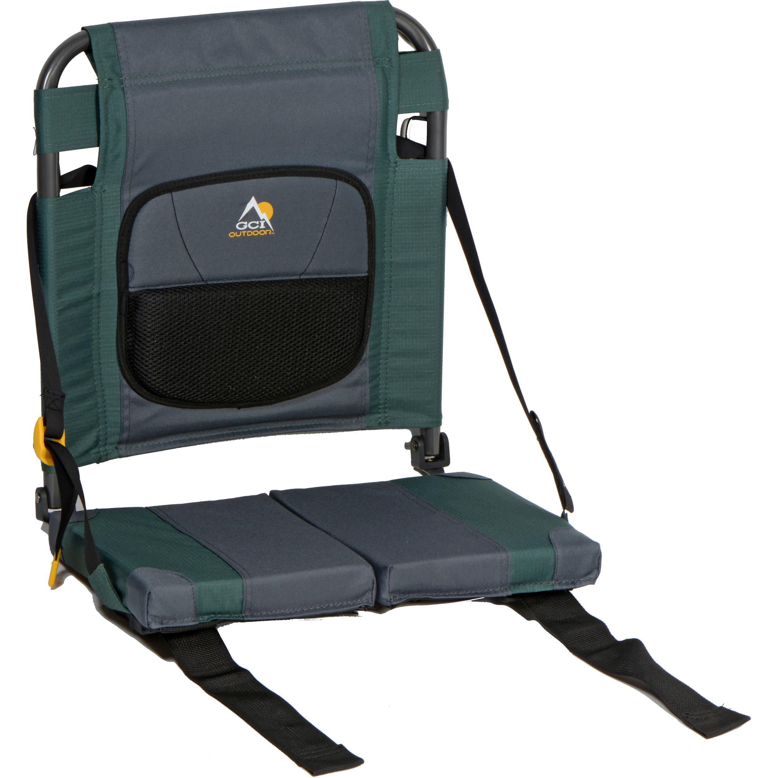 canoe chair ergonomic work gci outdoor sitbacker seat hunter 21012 b andh photo