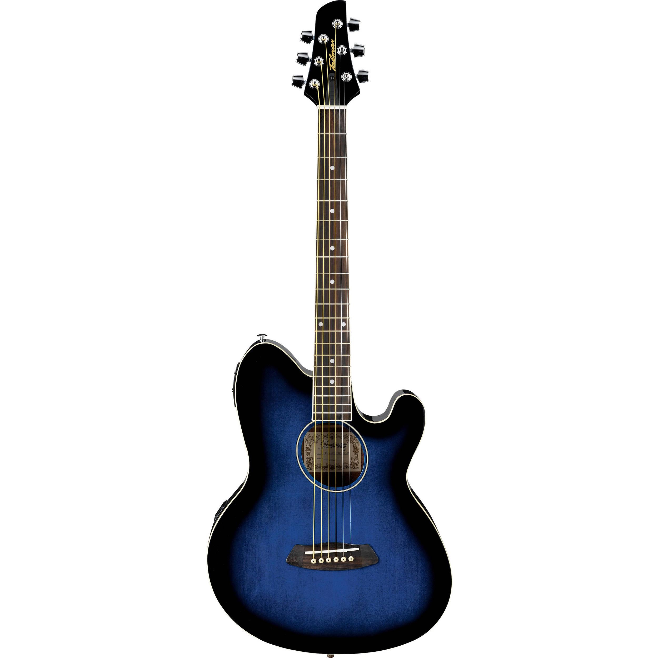 Ibanez Tcy10e Talman Series Acoustic Electric Guitar Tcy10etbs