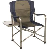 KAMP-RITE Folding Director's Chair with Side Table CC105 B&H