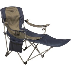 Bag Chair With Footrest Saucer Cover Kamp Rite Folding Removable Foot Rest Cc231 B Andh