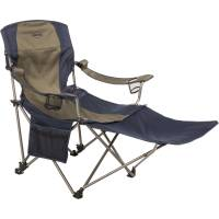 KAMP-RITE Folding Chair with Removable Foot Rest CC231 B&H ...