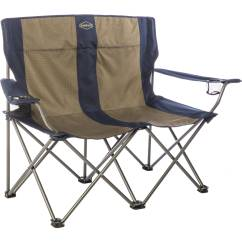 Folding Loveseat Lawn Chair Baseball Bean Bag Kamp Rite Double Cc352 B Andh Photo Video