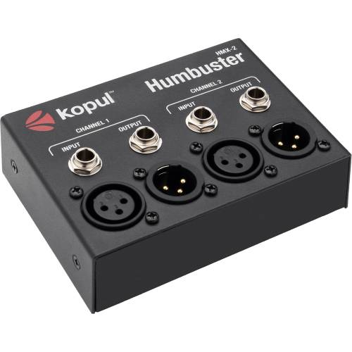 small resolution of kopul hmx 2 humbuster dual channel hum eliminator with xlr and 1