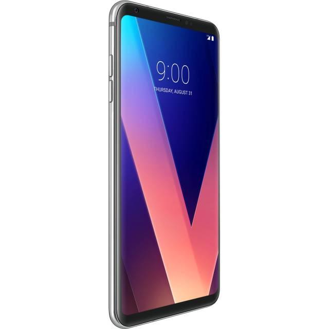 LG LG V30 US998 64GB Smartphone (Cloud Silver) LGUS998.AUSASV