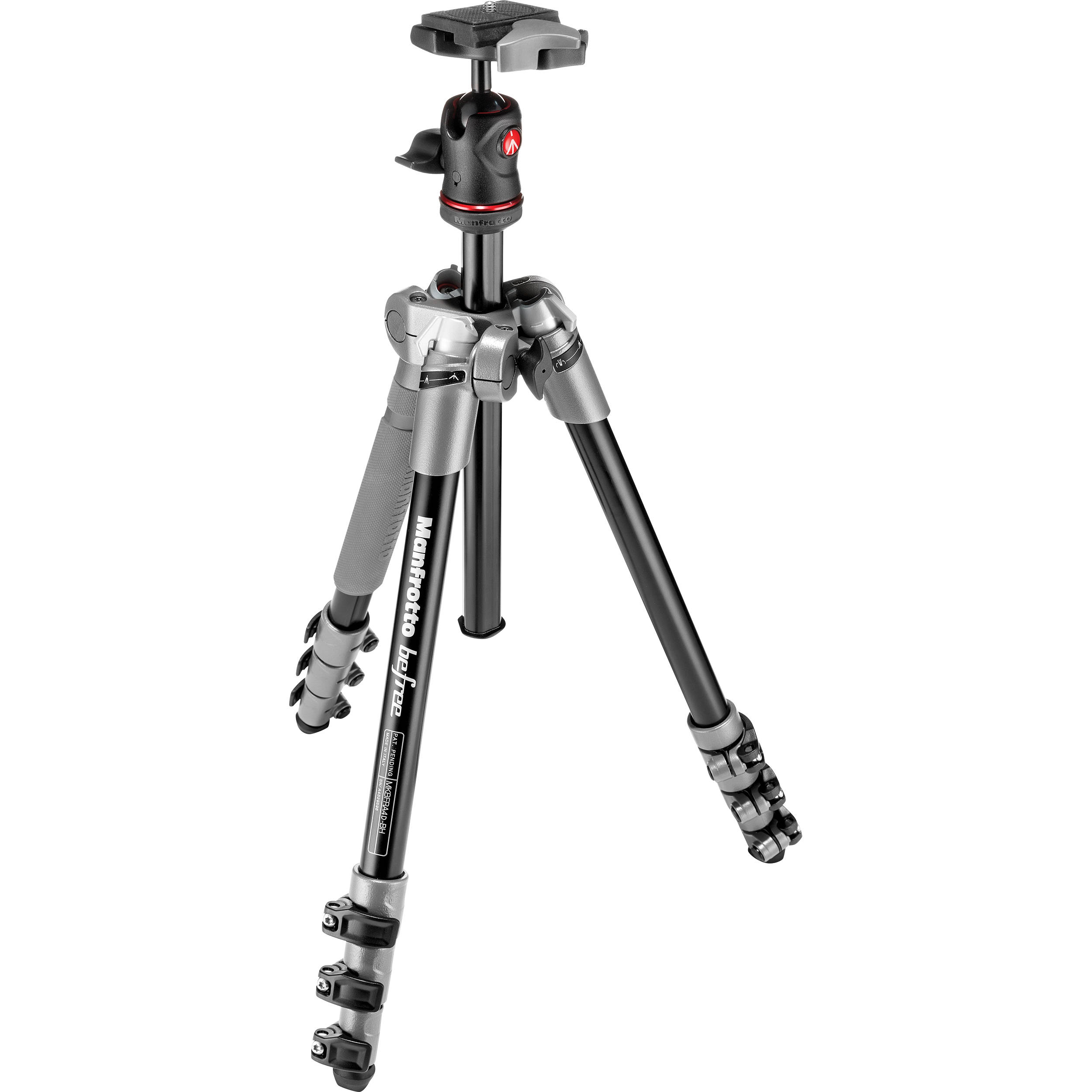 Manfrotto BeFree Compact Travel Aluminum Alloy MKBFRA4D-BH B&H