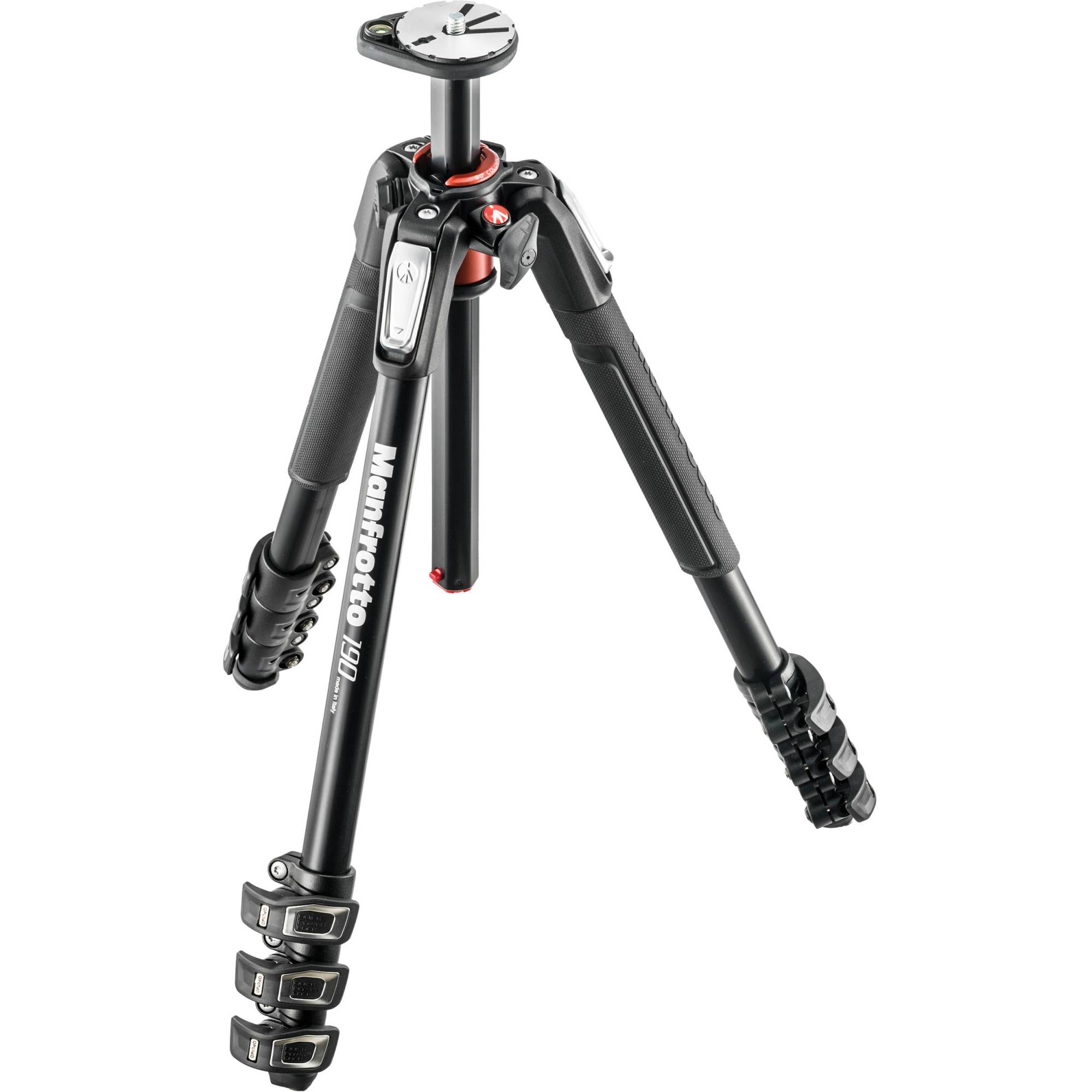 hight resolution of manfrotto mt190xpro4 aluminum tripod
