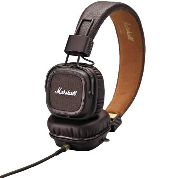 Marshall Audio Major II Headphones Brown 4091112 BH Photo