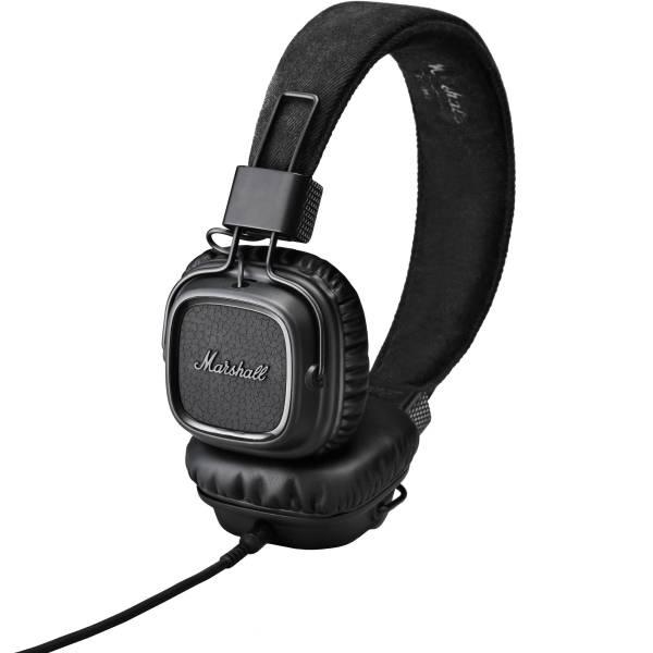 Marshall Audio Major II Headphones Pitch Black 4091114 BH