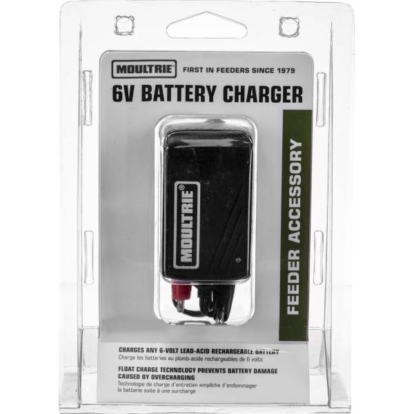 Moultrie 6-volt Battery Charger Mfa-13211 & Video