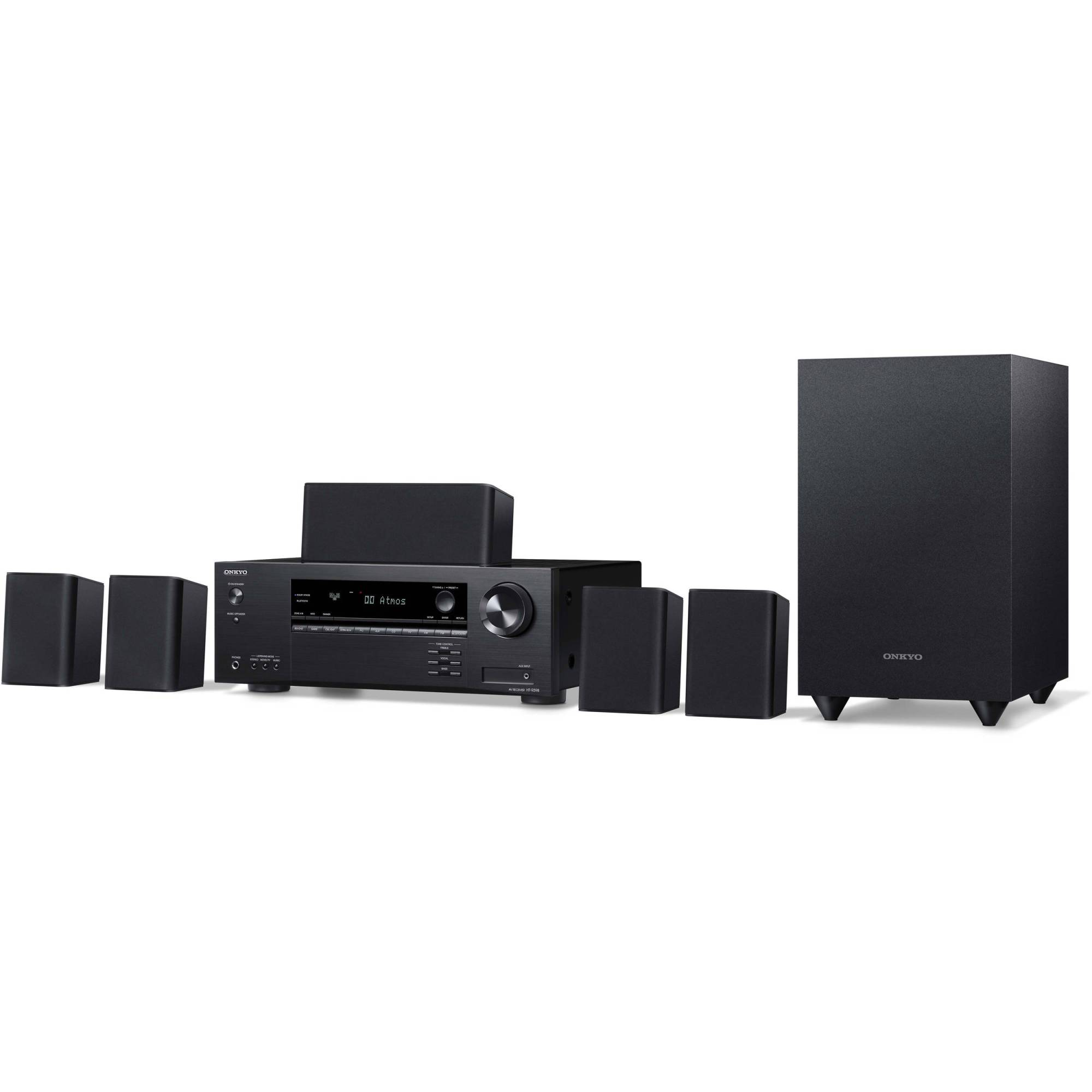 hight resolution of onkyo ht s3910 5 1 channel home theater system