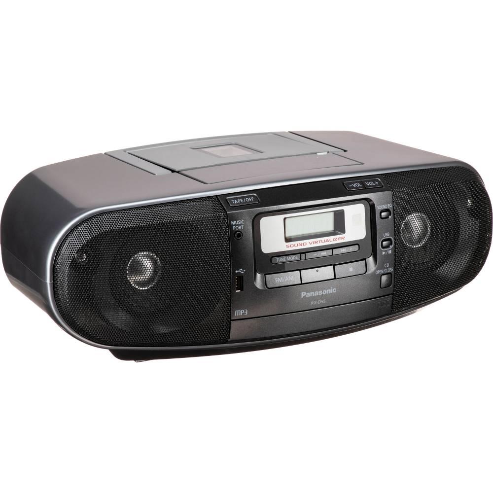 medium resolution of panasonic rx d55 cd radio cassette recorder