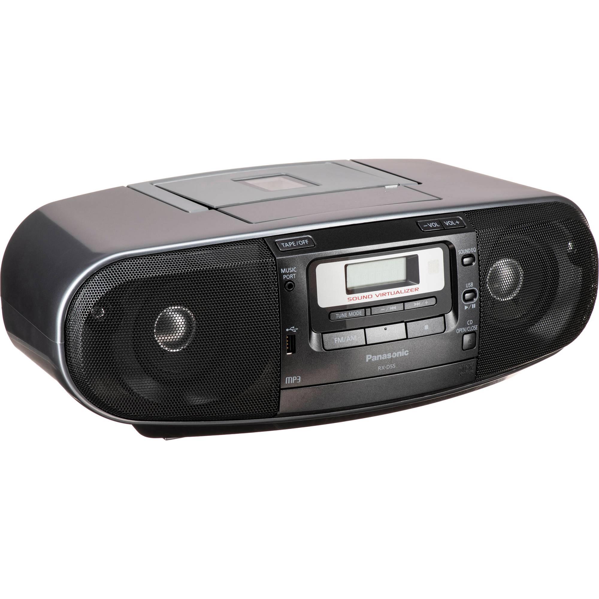 hight resolution of panasonic rx d55 cd radio cassette recorder