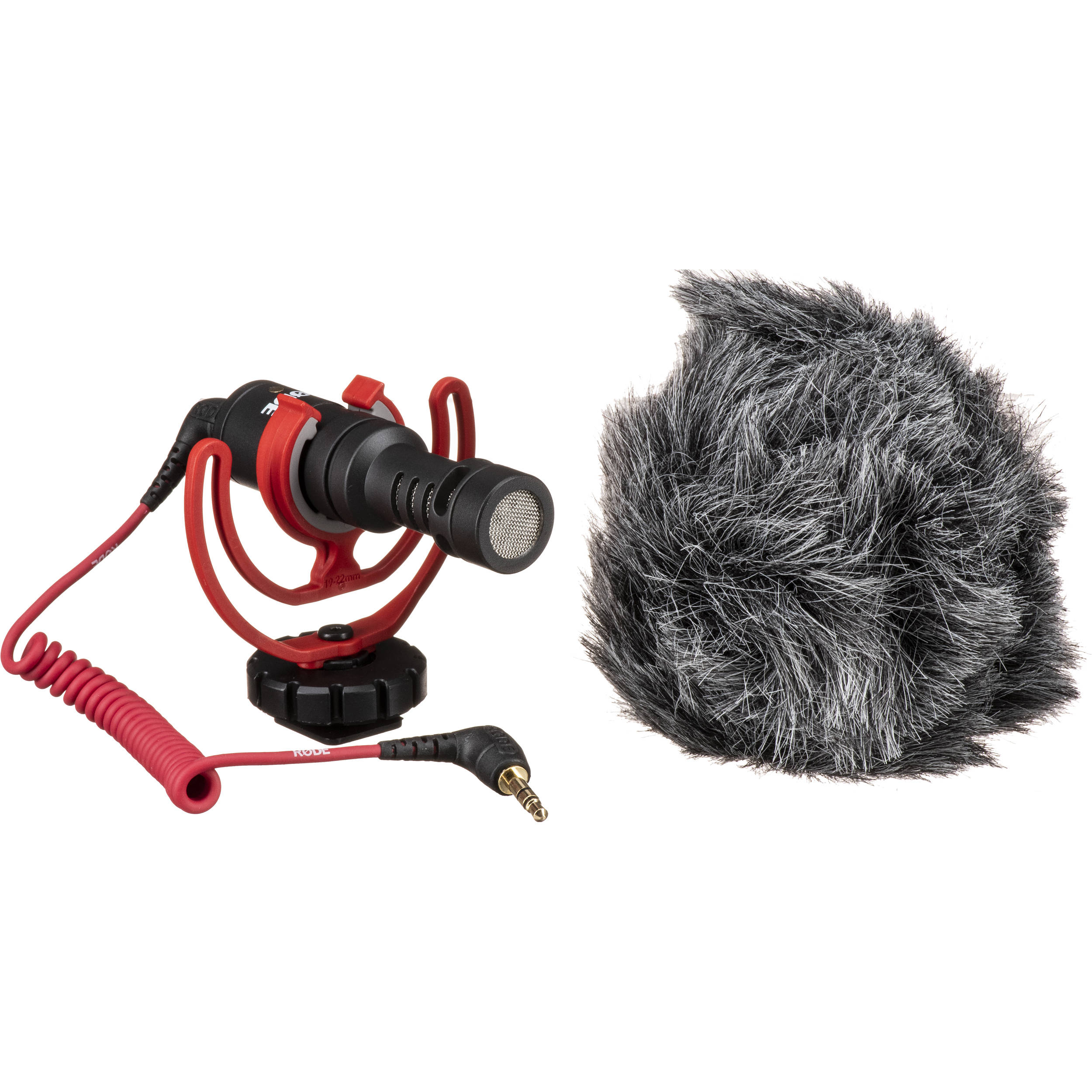 Rode VideoMicro Compact On-Camera Microphone VIDEOMICRO B&H