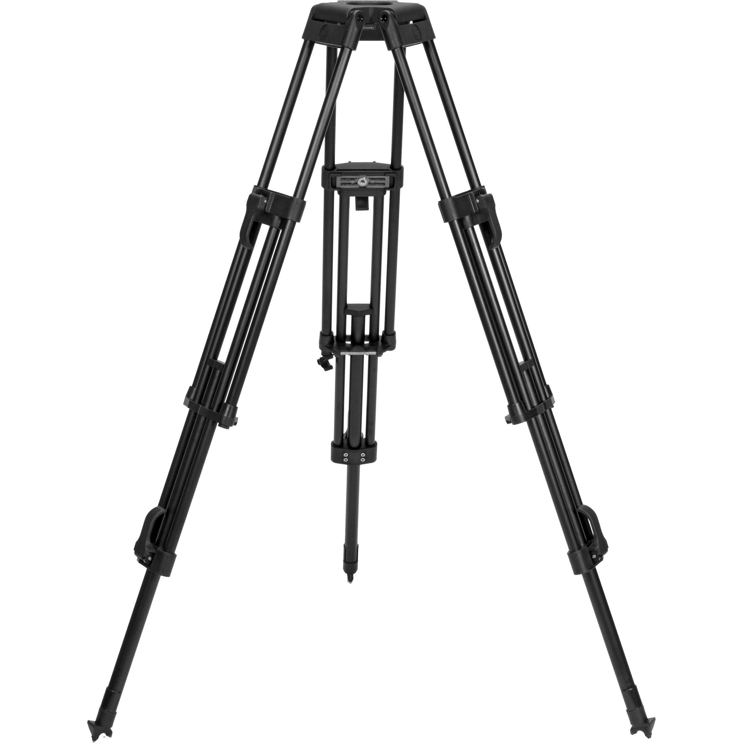 Sachtler ENG 75/2 D HD Aluminum Tripod Legs with 75mm