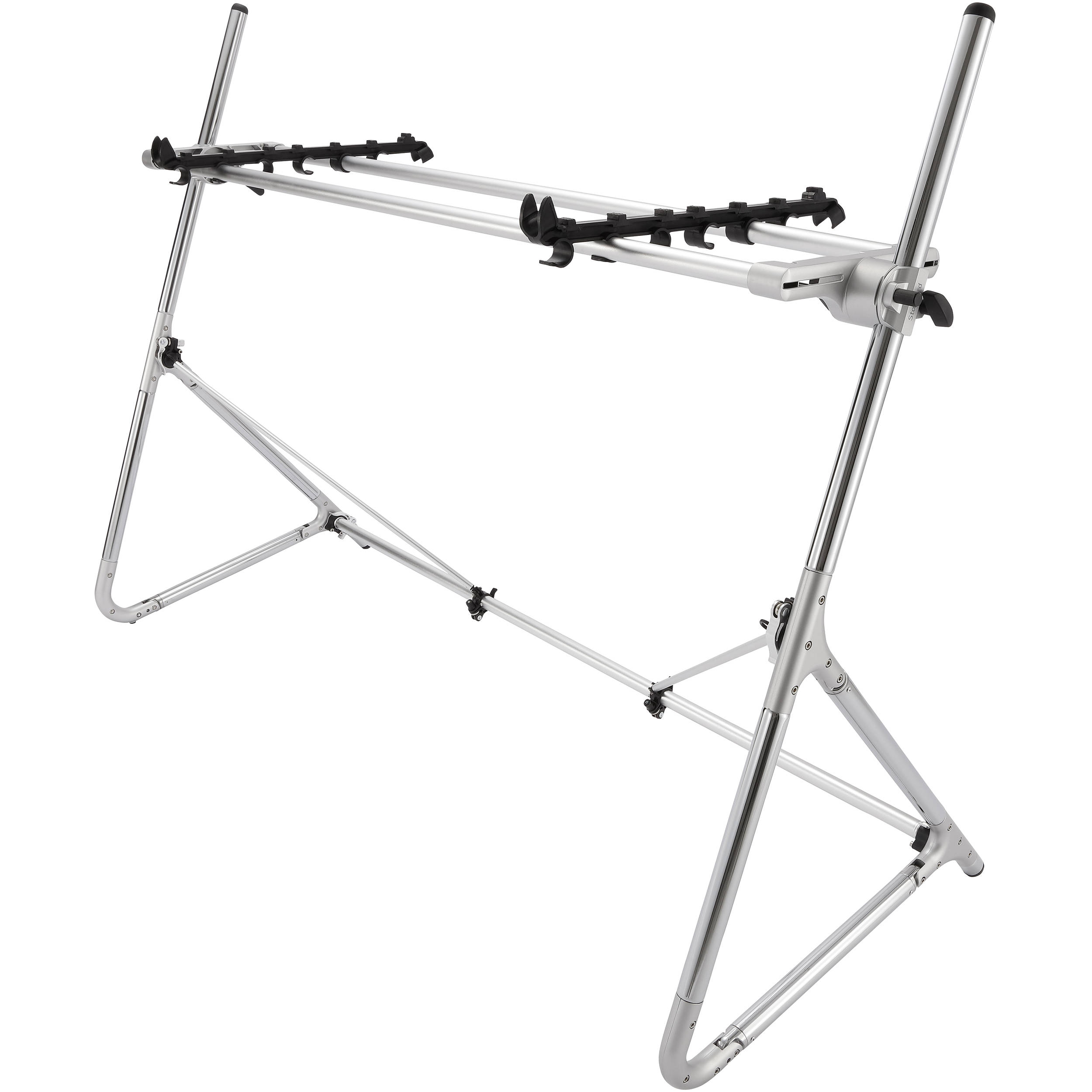 SEQUENZ Standard-L-SV Keyboard Stand for 88-Note STDLSV B&H