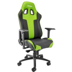 Xl Desk Chair Ace Adirondack Chairs Spieltek Bandit Gaming Green Gc 211 Bg B H Photo