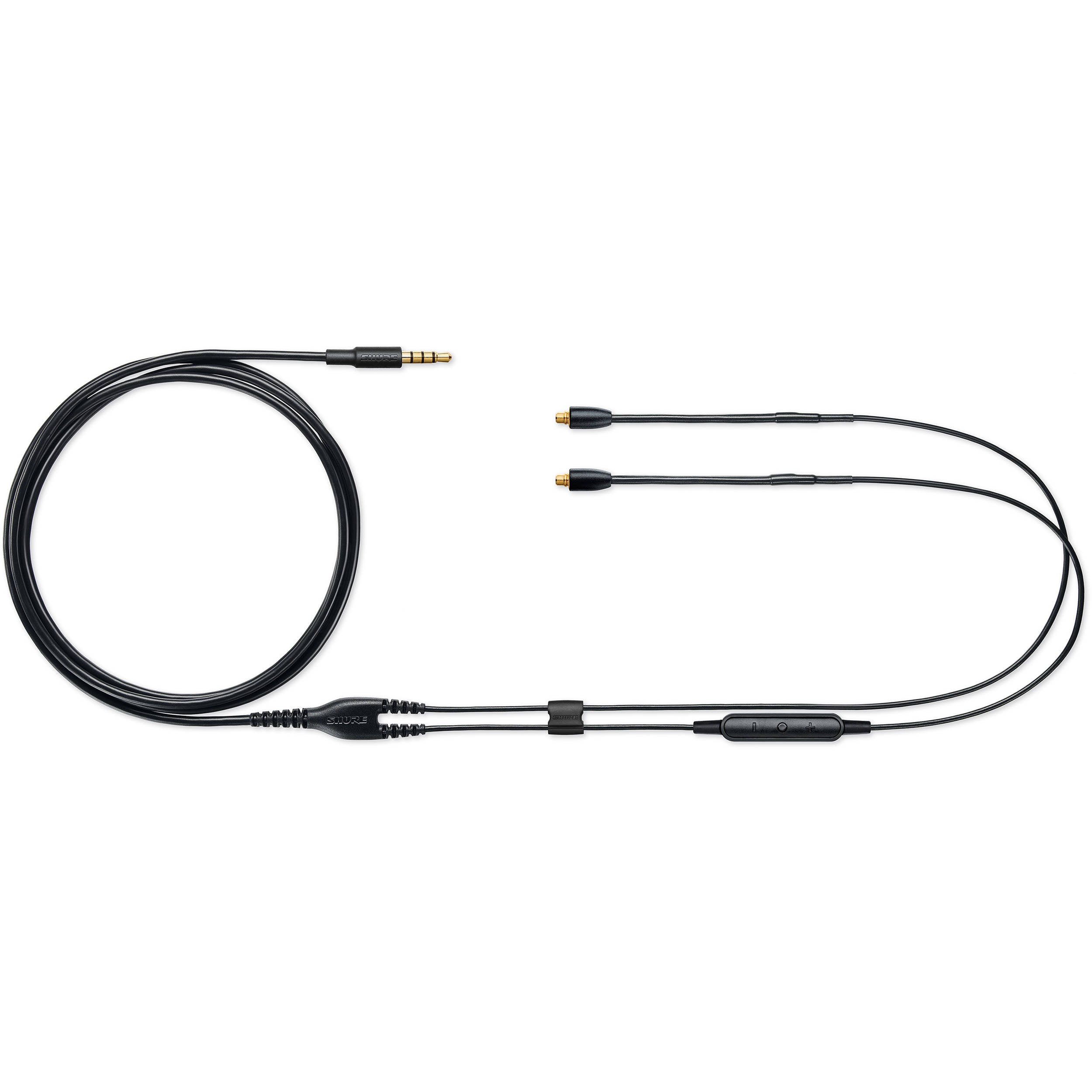 Shure Rmce Remote Amp Microphone Cable For Se Earphones Rmce