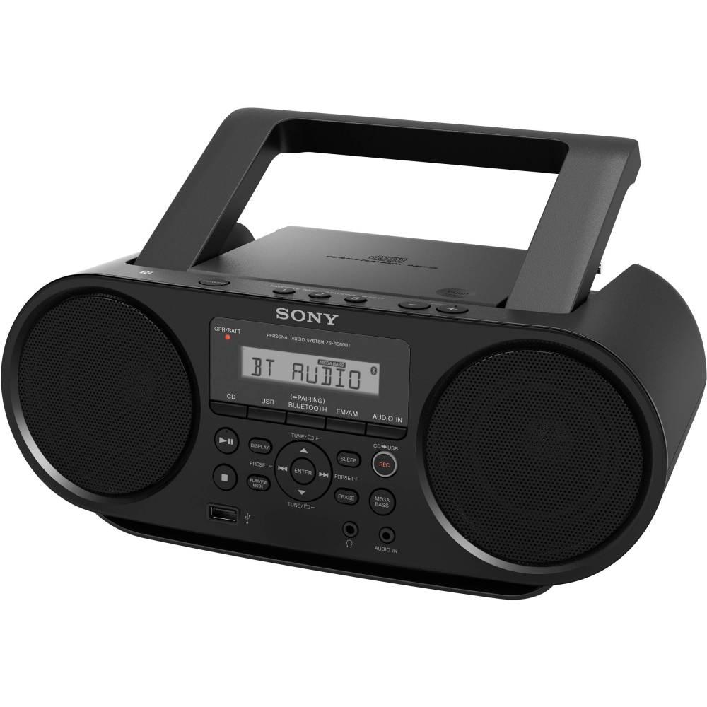 medium resolution of sony zs rs60bt cd boombox