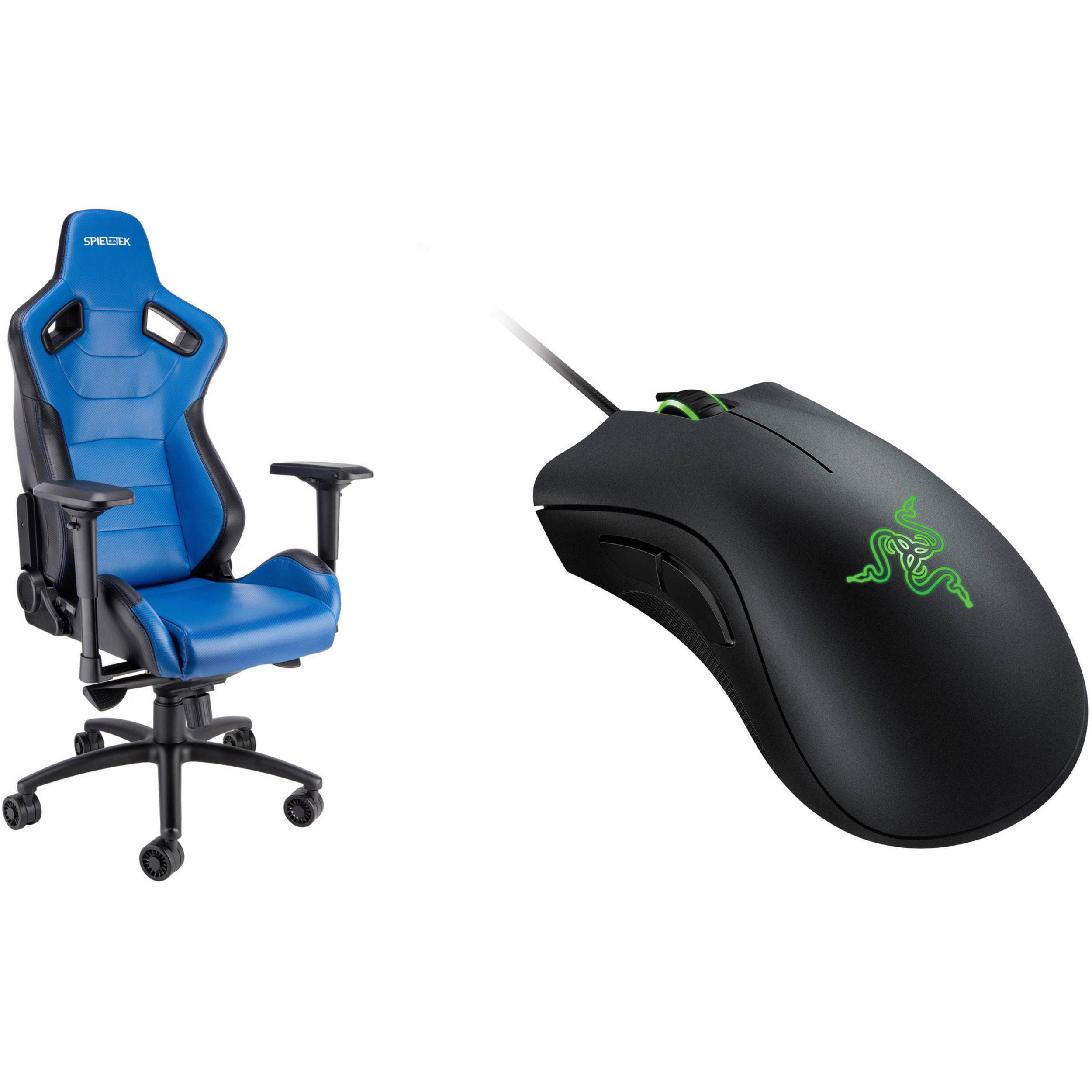 razer gaming chair 8 dining table sets spieltek admiral and deathadder b andh