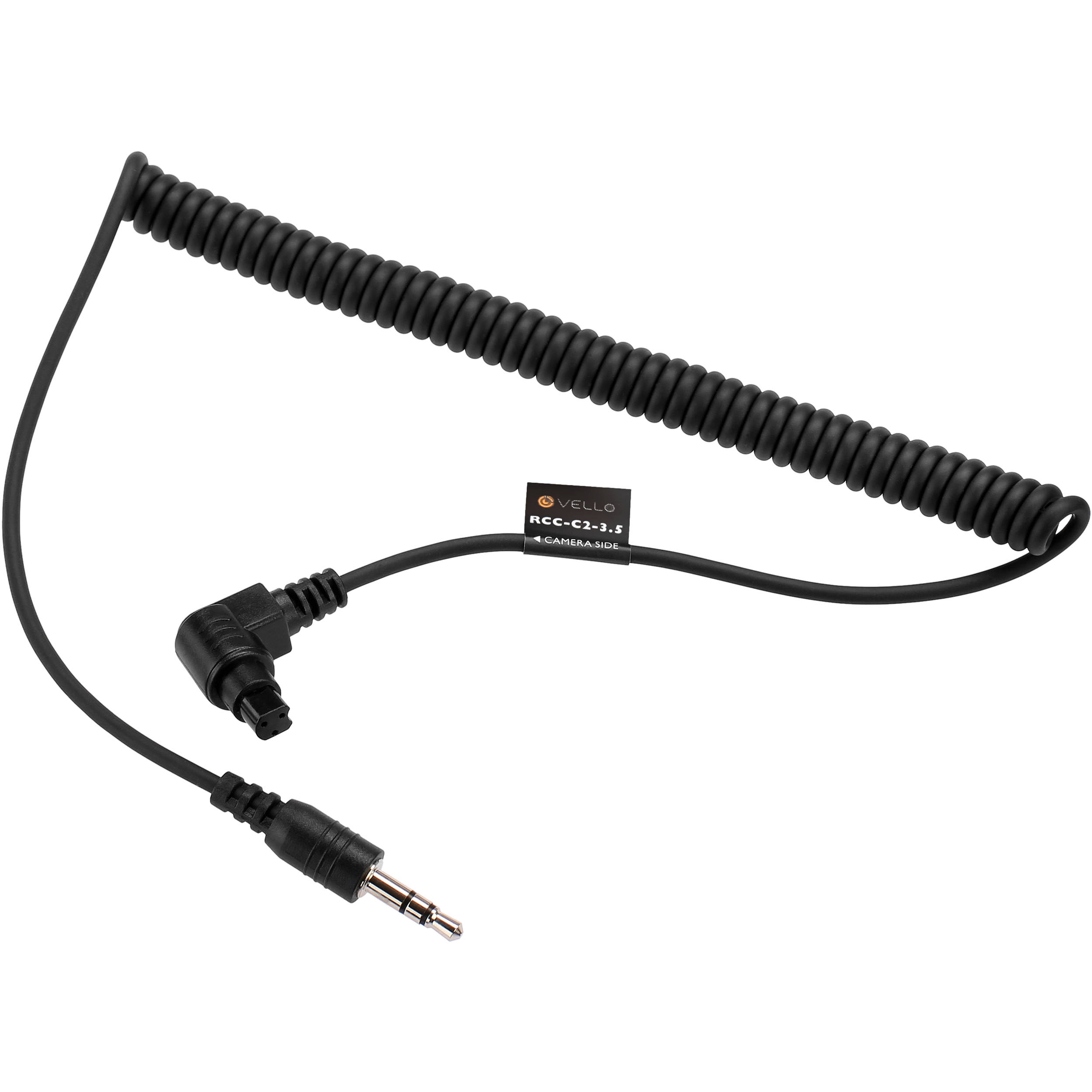 Vello 3.5mm Remote Shutter Release Cable for Can RCC-C2-3
