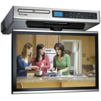 """Venturer KLV3915 15.4"""" Kitchen LCD TV/DVD Combo KLV3915 B&H"""
