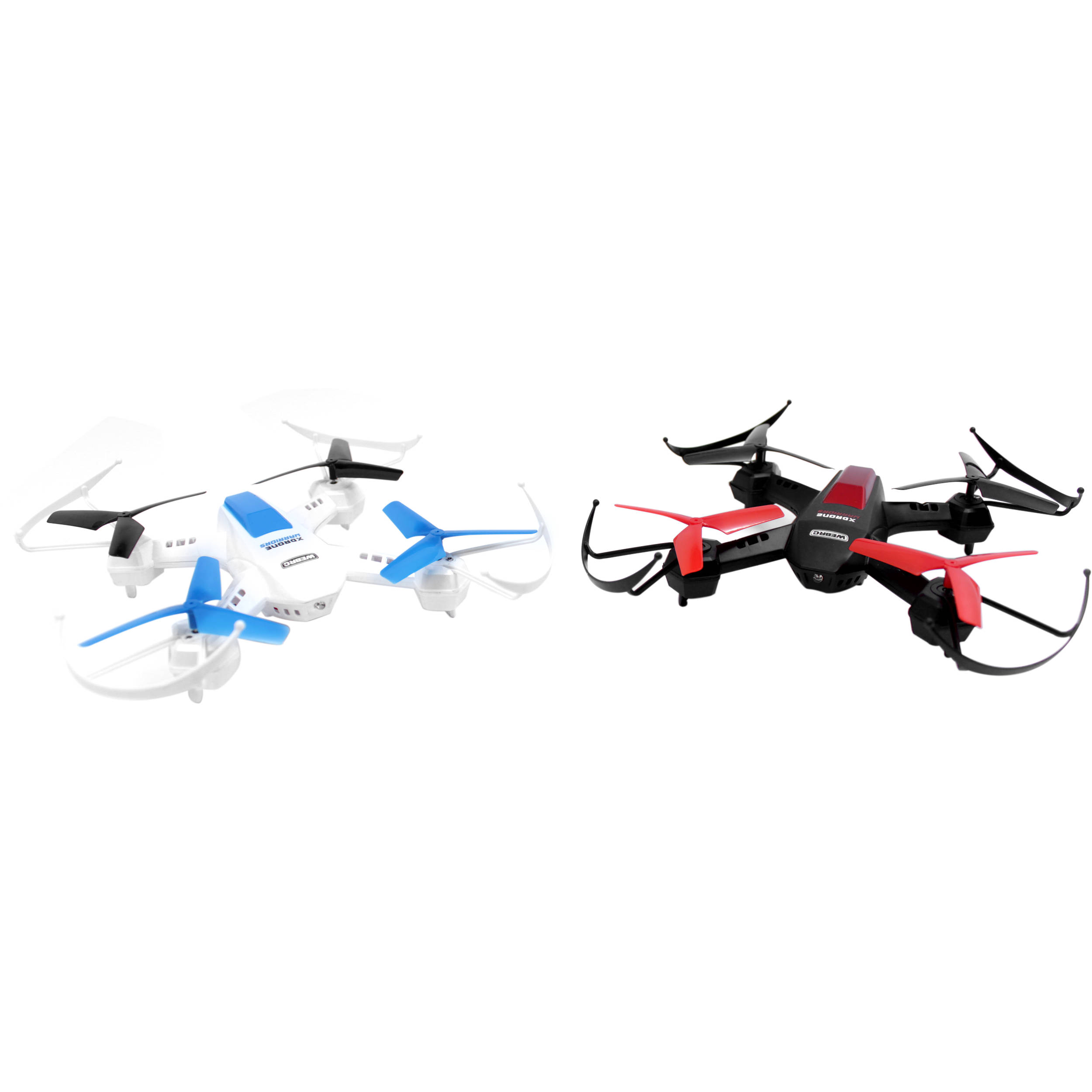 XDrone Warriors Drone with 2.4 GHz Remote Control (Pair
