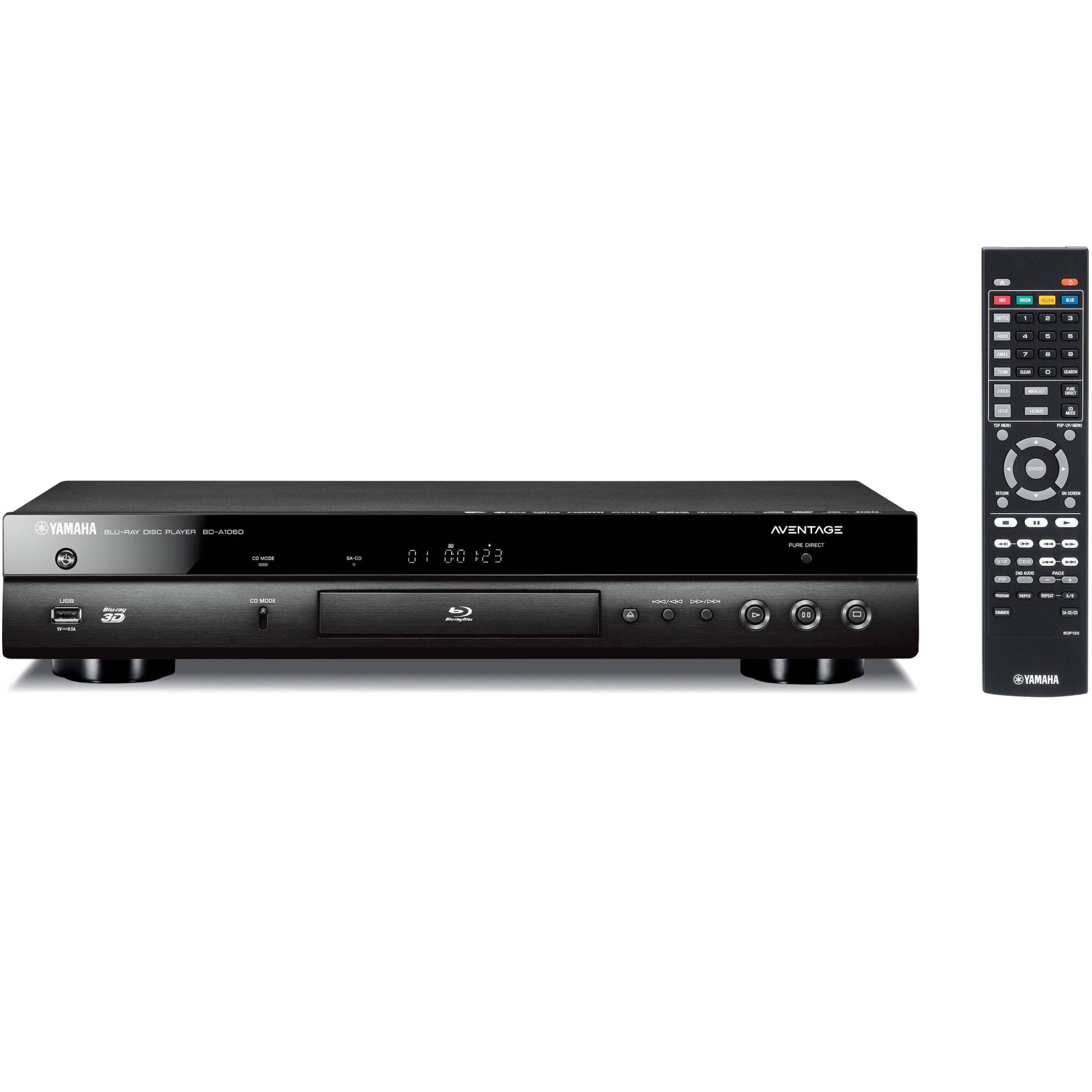 hight resolution of yamaha aventage bd a1060 4k upscaling wi fi and 3d blu ray disc