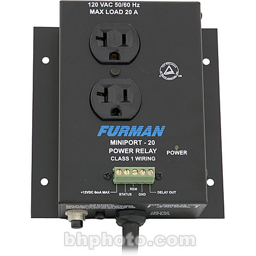 Relay Switch Outlet