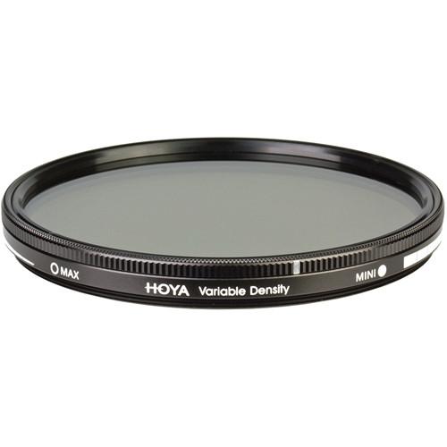 Hoya 58mm Variable Neutral Density Filter A-58VDY B&H Photo