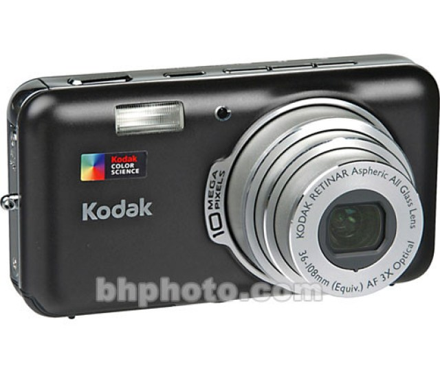 Kodak Easyshare V1003 Digital Camera Midnight Black