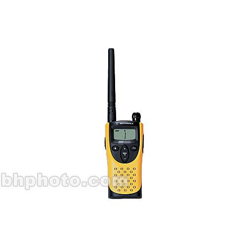 Motorola XTN Series VHF 2-Way Radio XV1100Y B&H Photo Video