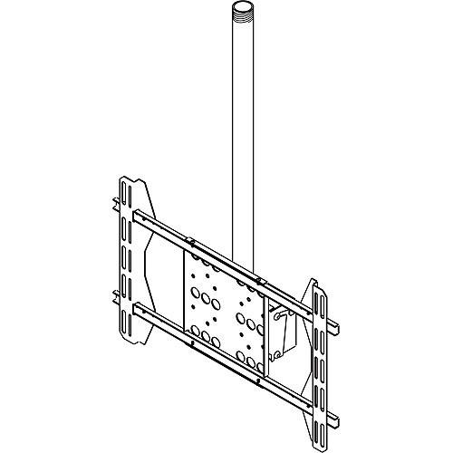 Peerless-AV PLCMUN1 Column Mount for LCD and Plasma PLCM