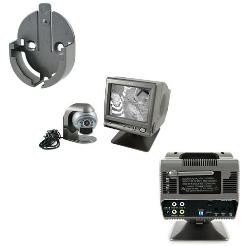 Low Cost Home Security System Monitoring