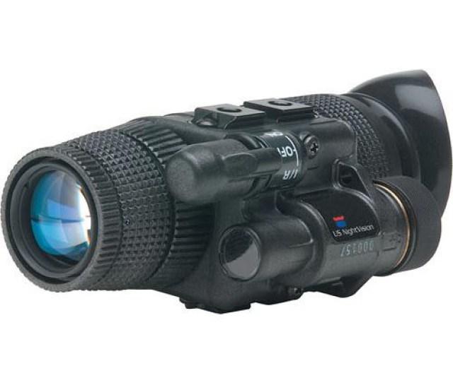 Us Nightvision Usnv  Auto Gated 1 0x Night Vision Monocular