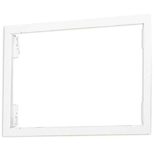 Chief Flange Kit for the PAC525 In-Wall Box (White