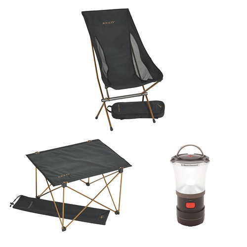 high end folding chairs metal outdoor rocking kelty linger back chair table kit b h