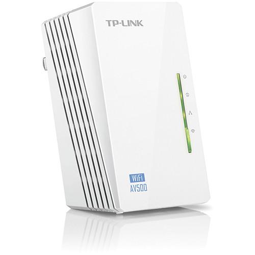 TP-Link TL-WPA4220 300 Mb/s AV500 Wi-Fi Powerline TL-WPA4220 B&H