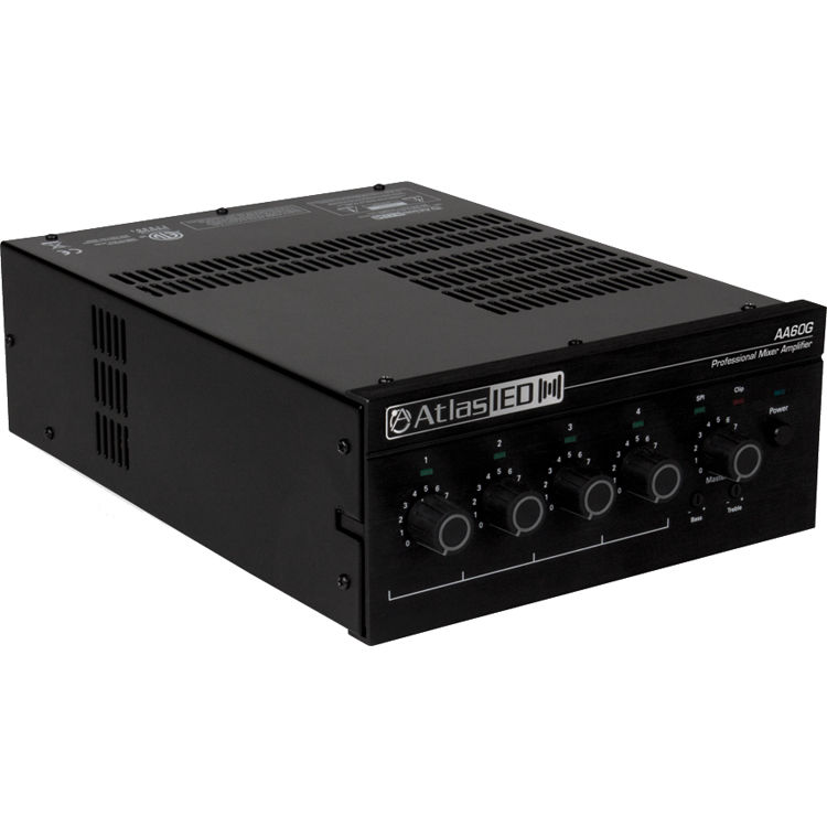 60 Watt 2n3055 Power Amplifier