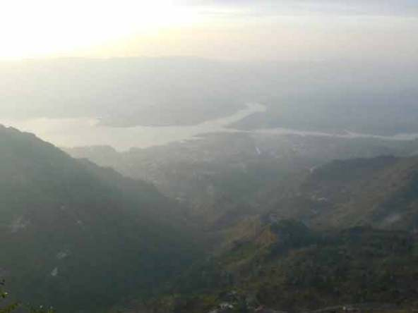 from Bandla View Point