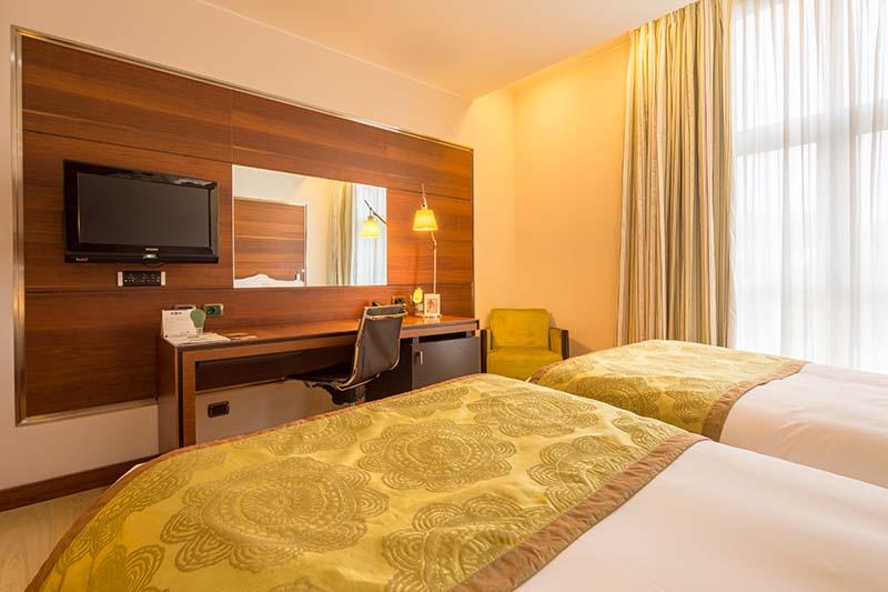 Superior Room Hotel 4 Star Treviso BHR Treviso Hotel