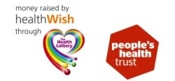 Healthwatch HealthWish and People's Health Trust Logo