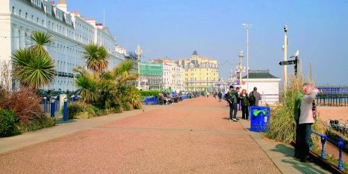 Photograph of Eastbourne Pier
